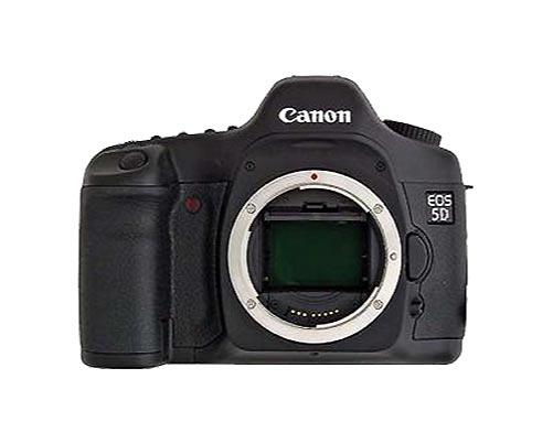 Canon EOS 5D Reparatur