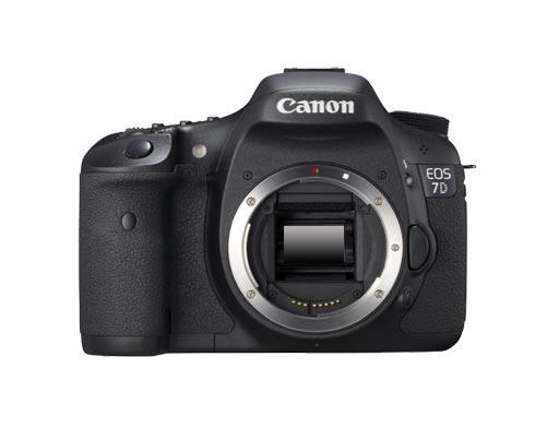 Canon EOS 7D Reparatur