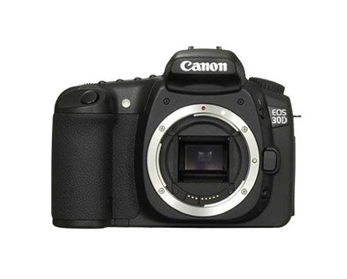 Canon EOS 30D Reparatur