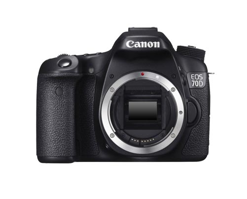 Canon EOS 70D Reparatur