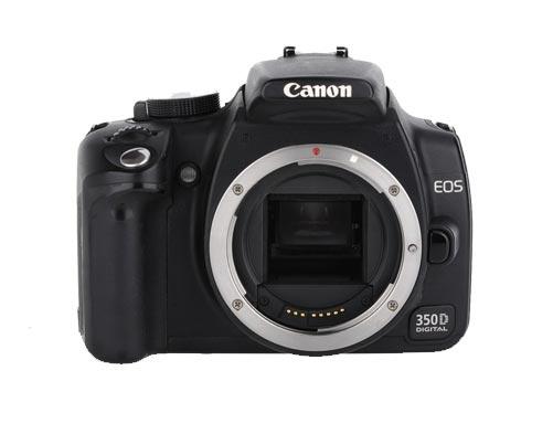 Canon EOS 350D Reparatur