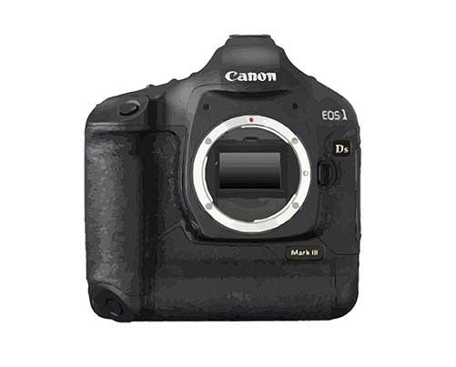Canon EOS 1Ds Mark III Reparatur