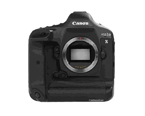 Canon EOS 1D X Reparatur