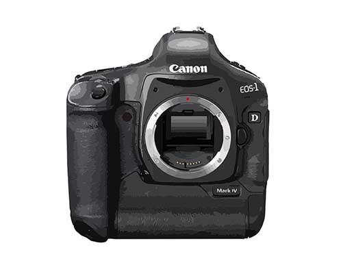 Canon EOS 1D Mark IV Reparatur