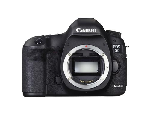 Canon EOS 5D Mark III Reparatur