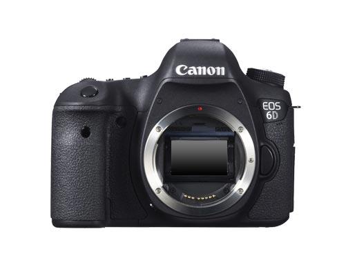 Canon EOS 6D Reparatur