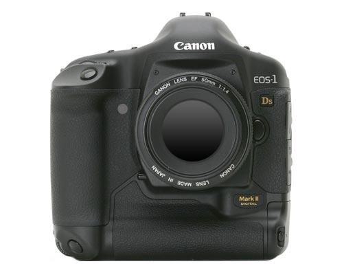 Canon EOS 1Ds Mark II Reparatur