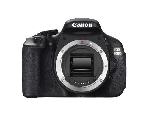 Canon EOS 600D Reparatur