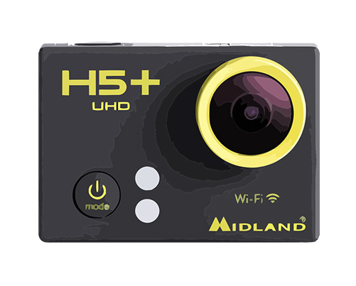 Midland H5+ Reparatur