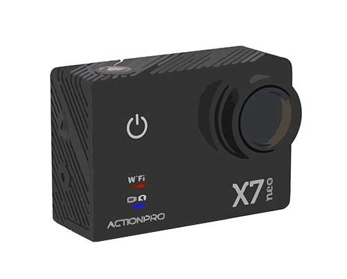 Actionpro X7 Neo Reparatur