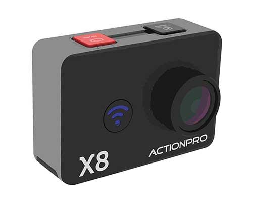 Actionpro X8 Reparatur