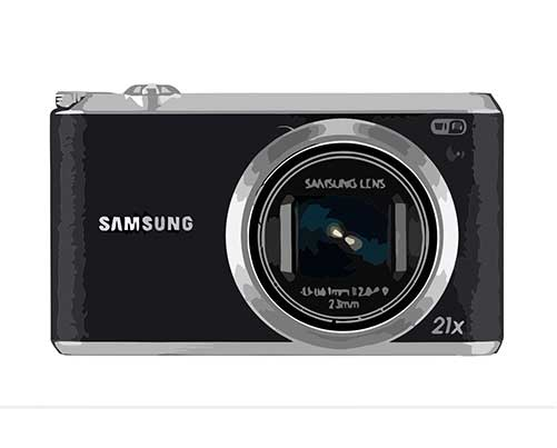 Samsung WB350F Reparatur