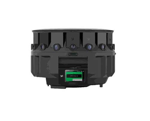 Xiaomi Yi Halo 3D 360 VR Reparatur