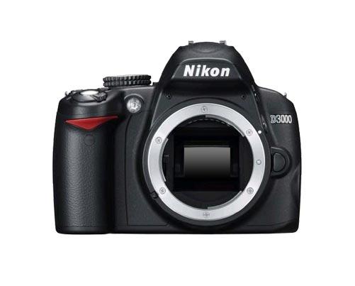 Nikon D3000 Reparatur