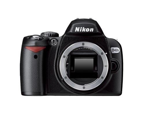 Nikon D40x Reparatur
