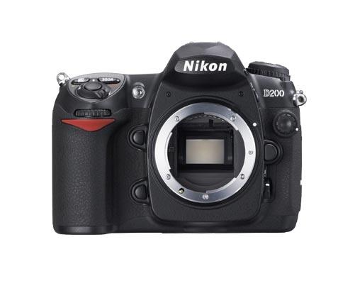 Nikon D200 Reparatur