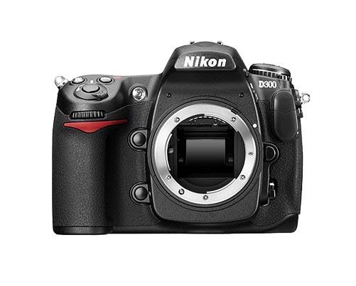 Nikon D300 Reparatur