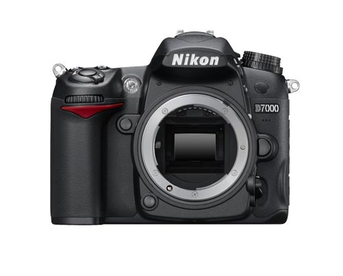 Nikon D7000 Reparatur