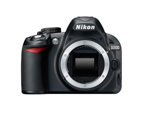 Nikon D3100 Reparatur