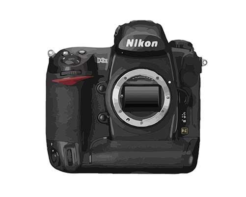 Nikon D3x Reparatur