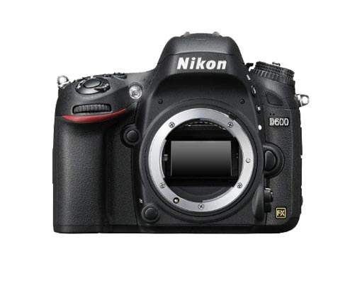 Nikon D600 Reparatur