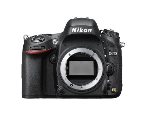 Nikon D610 Reparatur