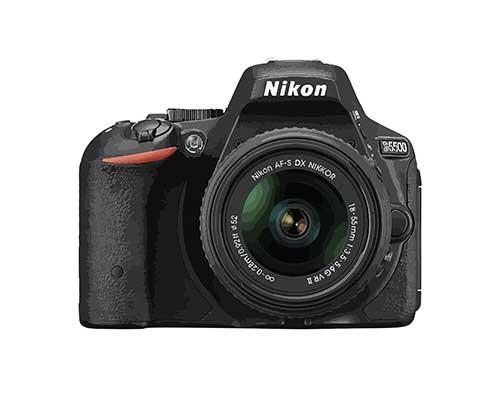 Nikon D5500 Reparatur