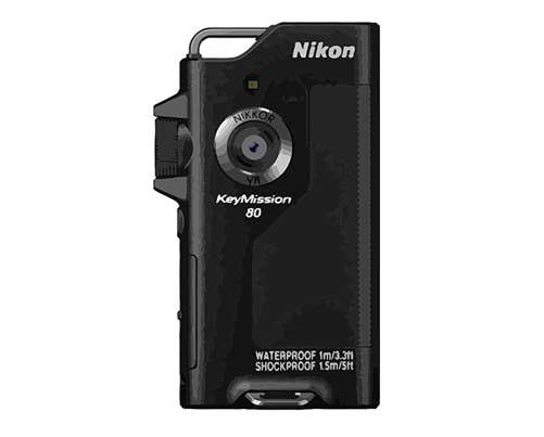 Nikon KeyMission 80 Reparatur