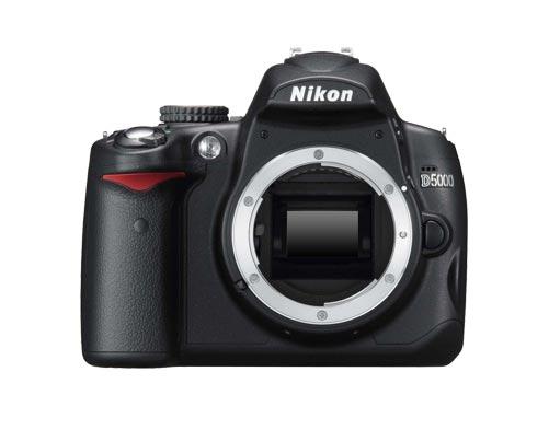 Nikon D5000 Reparatur