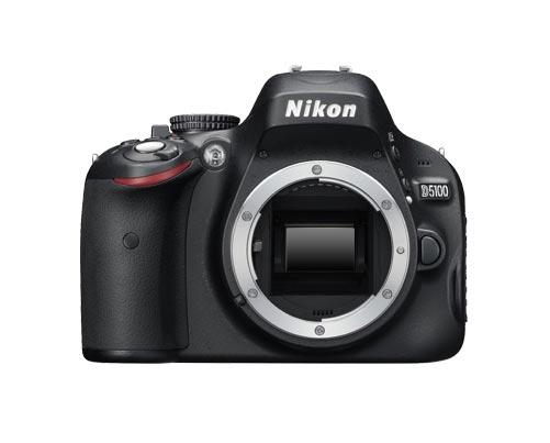 Nikon D5100 Reparatur
