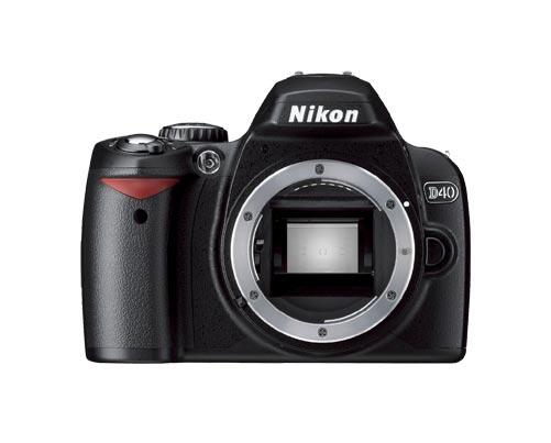 Nikon D40 Reparatur