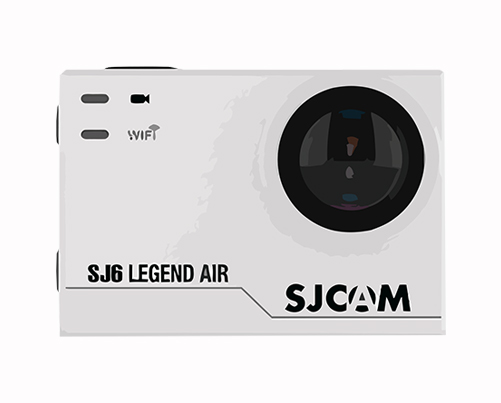 SJCAM SJ6 LEGEND AIR Reparatur
