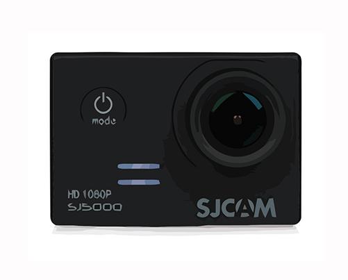 SJCAM SJ5000 Reparatur