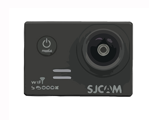 SJCAM SJ5000X Elite Reparatur
