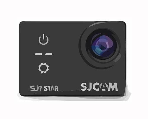 SJCAM SJ7 STAR Reparatur