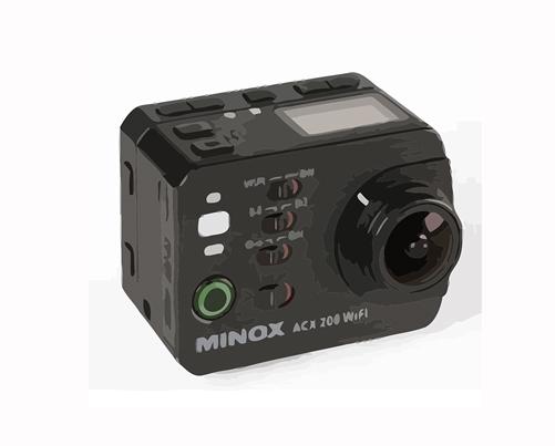 Minox ACX 200 WiFi Reparatur