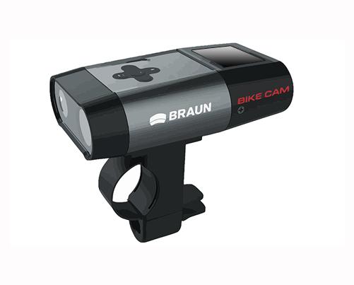 Braun Bike Cam Reparatur
