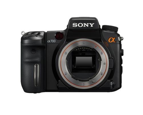 Sony A700 Reparatur