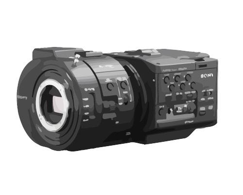 Sony NEX FS700 Reparatur