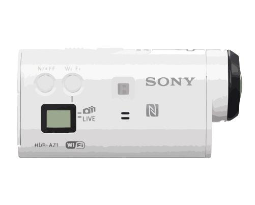 Sony HDR AZ1 Reparatur