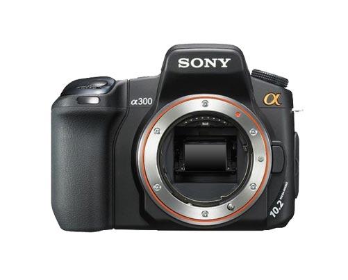Sony A300 Reparatur