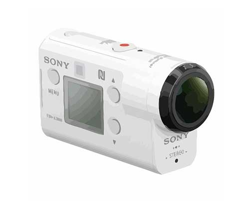 Sony HDR AS100V Reparatur