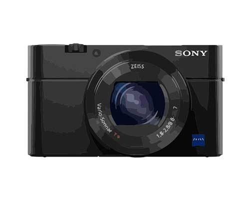 Sony RX100 Mark IV Reparatur