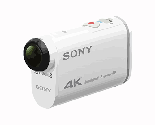 Sony X1000VR Reparatur