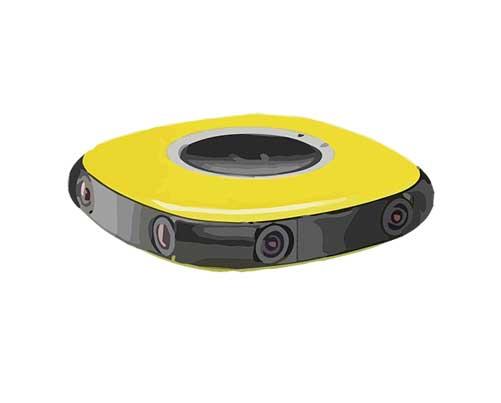 Humaneyes Vuze 3D 360 Reparatur