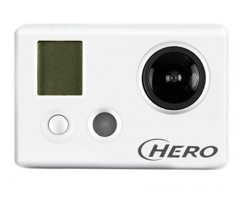 GoPro HD Hero Reparatur