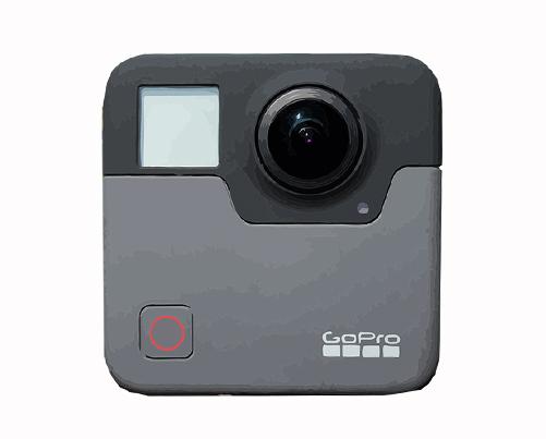GoPro Fusion Reparatur