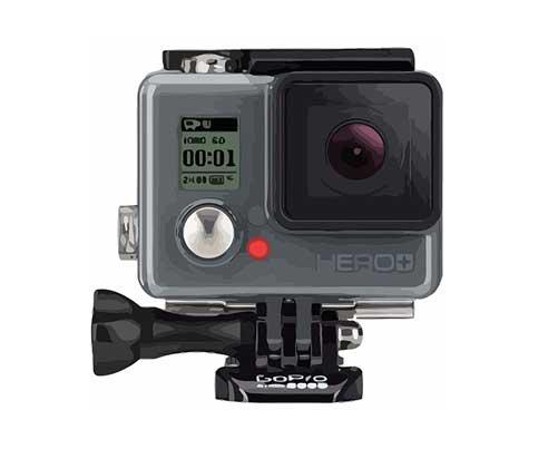 GoPro Hero+ LCD Reparatur