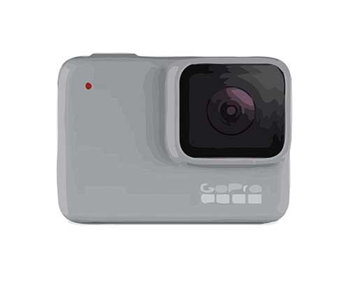 GoPro Hero 7 White Reparatur