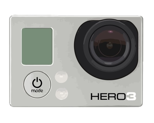GoPro Hero 3 White Edition Reparatur